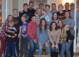 All the Maurath's at Thanksgiving
